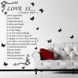 Wall Stickers Love Quotes wall decals canada wall stickers love quotes