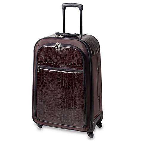 suitcase dresser joy mangano clothes it all 174 elite dresser suitcase on