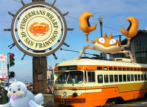 fisherman s wharf crowds expected for fisherman s wharf pok 233 mon go