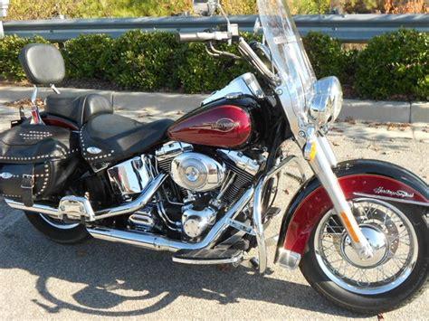 Harley Davidson Of Columbia Sc by Harley Davidson Motorcycles Heritage Softail Black