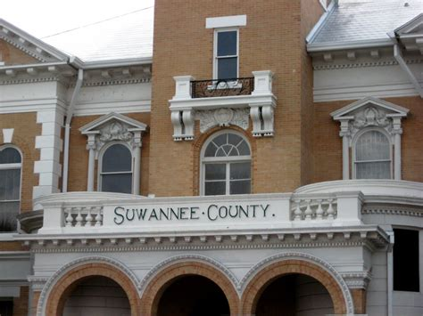 Suwannee County Search Suwannee County Courthouse