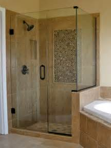 Bathroom Niche Ideas shower door and enclosure pictures by emergency glass service