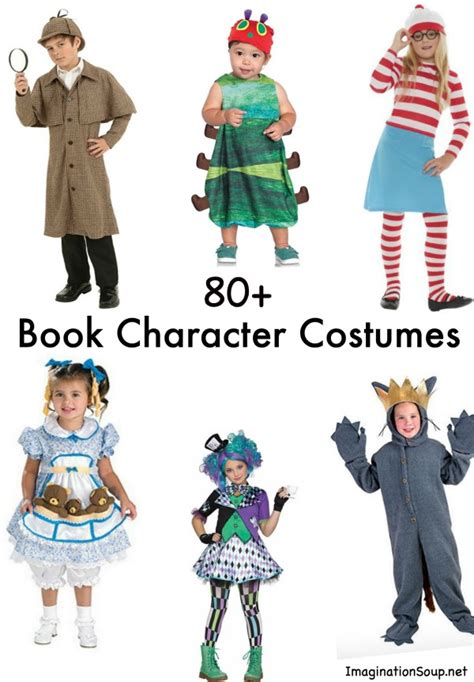 book characters favorite book costumes for book character