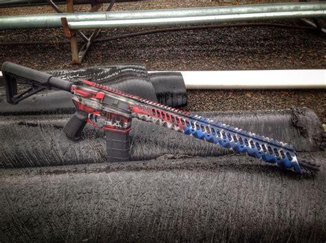 pattern making jobs usa this custom black rain ordnance tactical rifle features an
