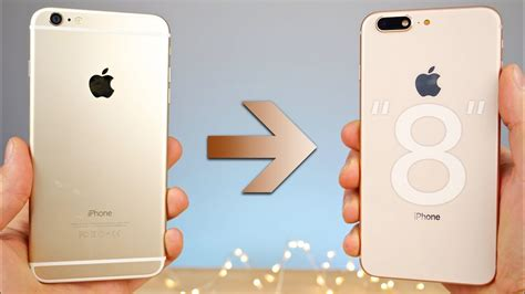 turn your iphone 7 6s 6 into an iphone 8