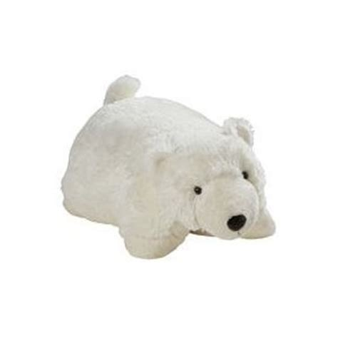 Small Pillow Pets by Small Polar Pillow Pet Quot Animallow Quot Brand 11 Quot