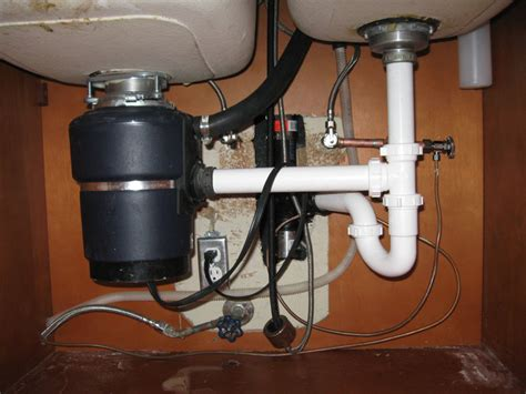ideal kitchen sink plumbing system at home the homy design