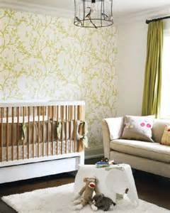 Nursery Decor Wallpaper Gender Neutral Nurseries The Decorologist