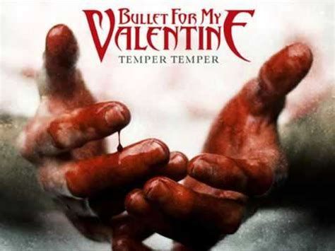 Bullet for my valentine temper temper full album 2013 leaked