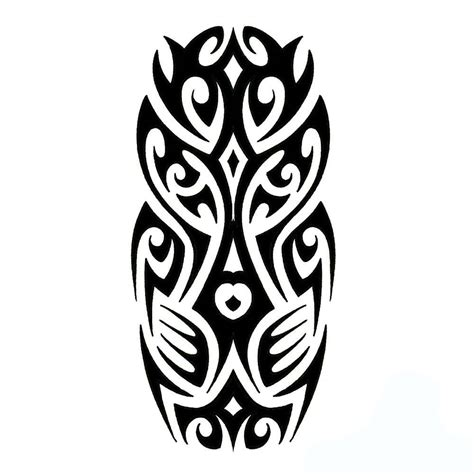 simple half sleeve tattoo designs half sleeve tribal design zodiac symbol tattoos