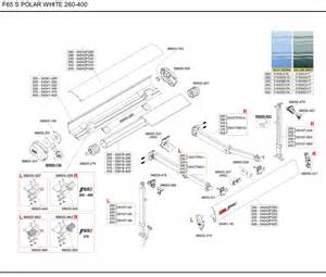 Carefree Awning Parts Diagram A E 8500 Awning Parts Diagram Pictures To Pin On Pinterest
