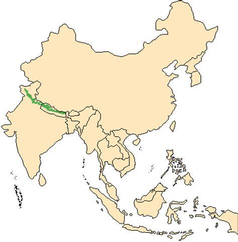 himalayan mountains map pics for gt himalayan mountains map