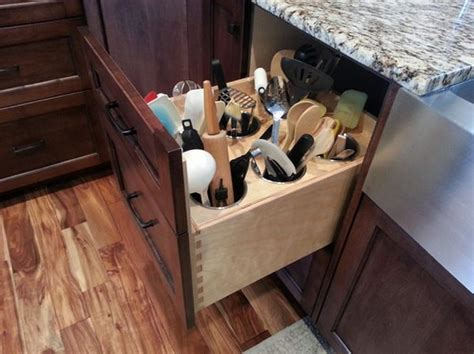 kitchen utensils storage cabinet kitchen makeover 28 kitchen amenities you ll wish you