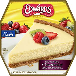 new york style cheesecake 2014 03 28 refrigerated frozen food