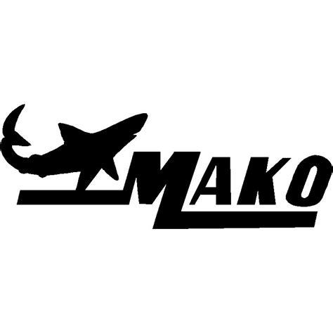 mako boats decals mako boats decal prosportstickers