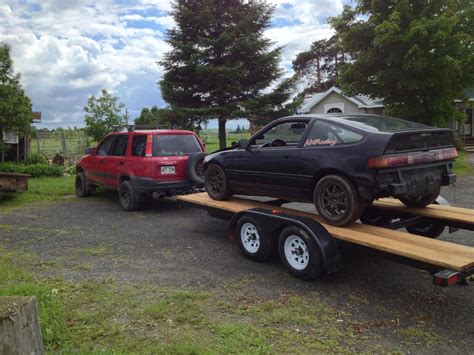 Towing Bar Honda Crv Gen3 01 cr v towing capacity and hitch honda tech honda