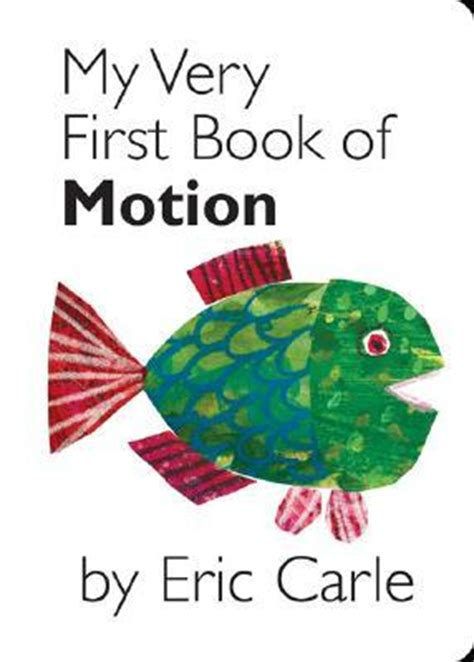 the motion picture book my book of motion by eric carle reviews