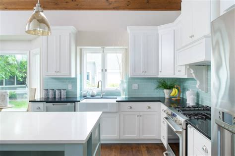 Narrow Galley Kitchen Designs profile cabinet and design house of turquoise