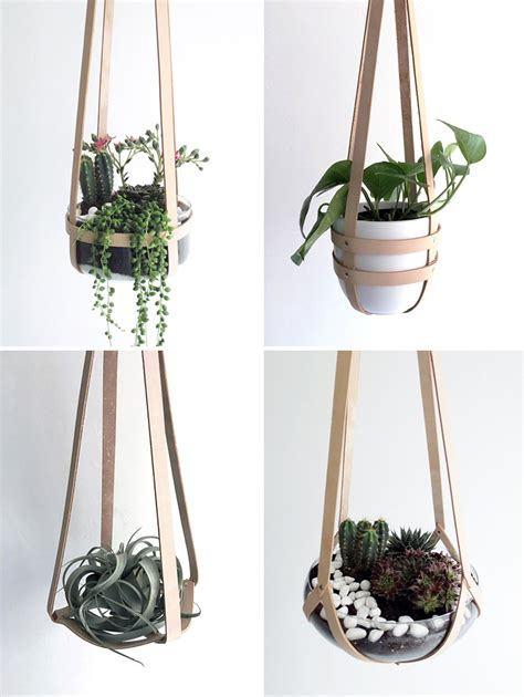 modern hanging planters these 11 hanging planters will inspire you to liven up
