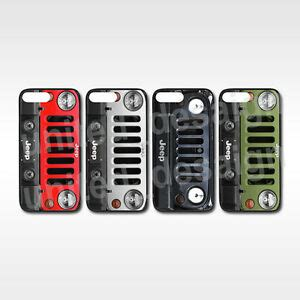 Iphone 8 Plus Jeep by Jeep Wrangler Collection 9 For Apple Iphone 7 7 Plus Ebay