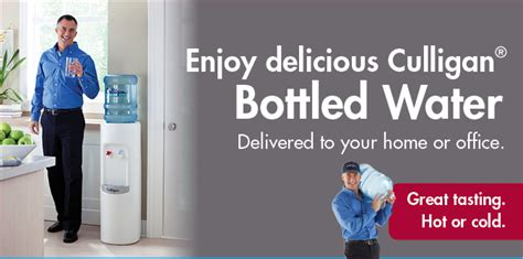 bottled water delivery l coolers dispensers culligan