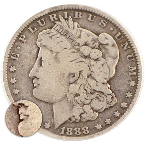 o mint on dollars 1888 dollar o mint anacs authentic