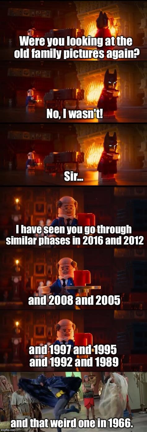 The Lego Movie Meme - image tagged in batman the lego movie alfred imgflip