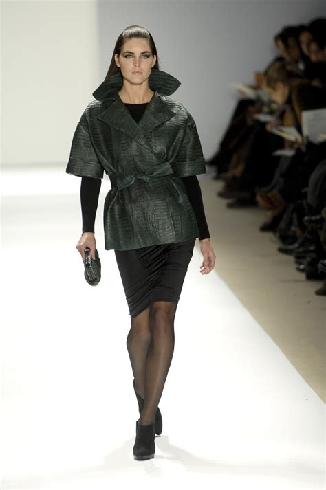 New York Fall Fashion Week 2007 The Style Salon by Carlos Miele Fall 2007 Runway Pictures Livingly