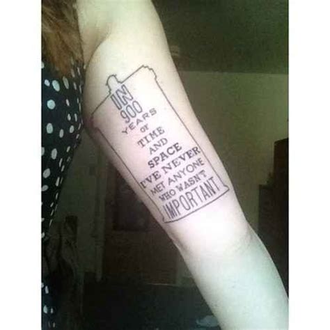 bad20tattoos20buzzfeed204 bad tattoos buzzfeed 4 community post 50 fantastic quot doctor who quot tattoos dr who