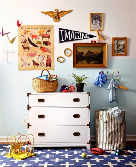 kids room wall decor 25 awesome eclectic kids room design ideas