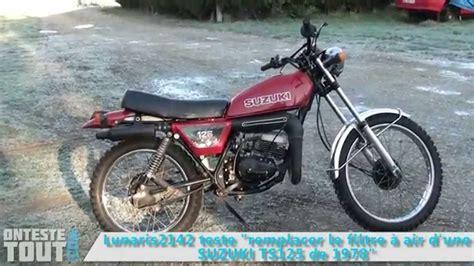 Suzuki Ts 125 1976 suzuki ts 125 pics specs and information