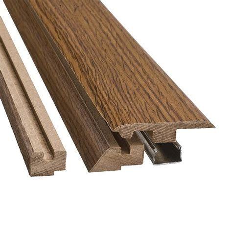 Simple Solutions Flooring by Simple Solutions 4 In 1 Flooring Transition Molding Heirloom Oak Hardware Building Materials