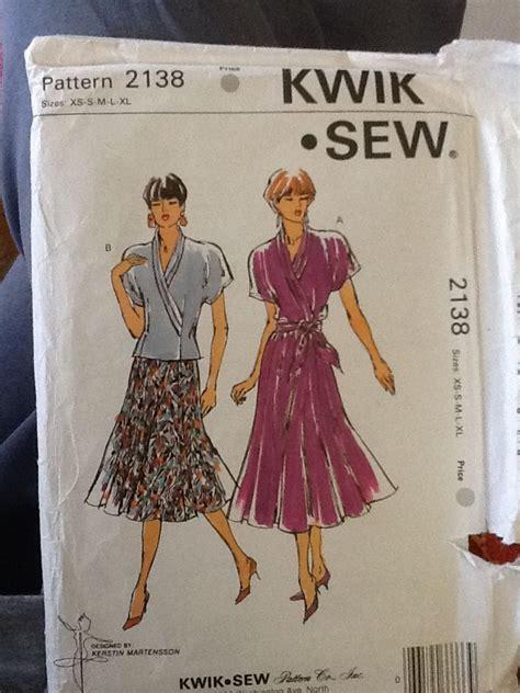 sewing pattern free pinterest kwik sew 2138 sewing patterns pinterest
