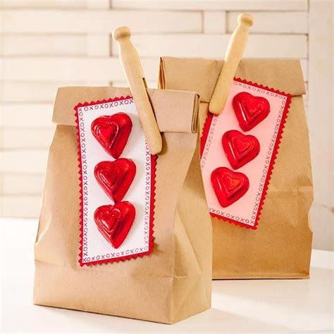 valentines day treat bags pictures photos and images for