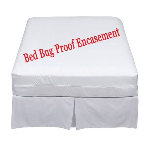 Bed Bug Mattress Cover Canada aaf bed bug saver mattress cover zippered anti allergy