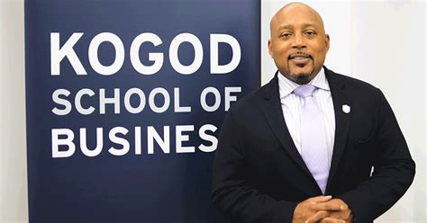 Kogod School Of Business Mba by A Morning With Entrepreneur Daymond American