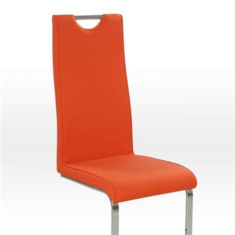 k 252 chenst 252 hle freischwinger bestseller shop f 252 r m 246 bel und - Orange Küchenstühle