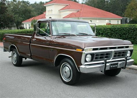 1976 ford truck for sale 1976 ford f 150 built emerges for sale ford