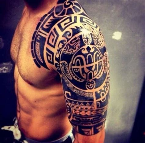 tattoo tribal ombro e braço 1000 ideias sobre tattoo tribal bra 231 o no pinterest