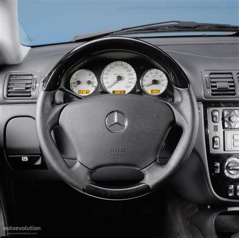 W163 Interior by Mercedes Ml 55 Amg W163 Specs 1999 2000 2001