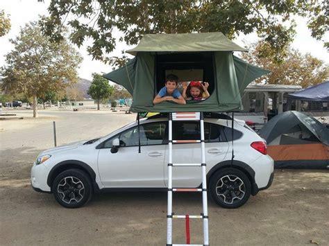 Subaru Crosstrek Roof Basket Roof Basket Subaru And Roof Rack On