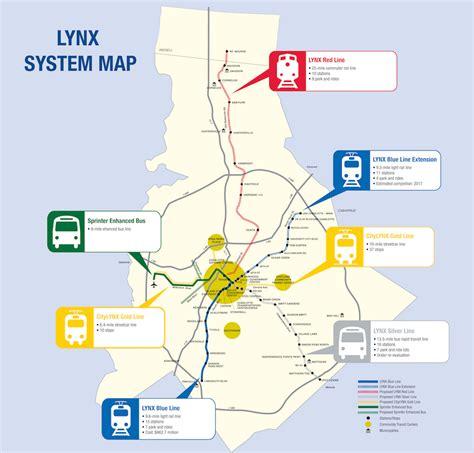 lynx light rail schedule lynx stations map bnhspine com