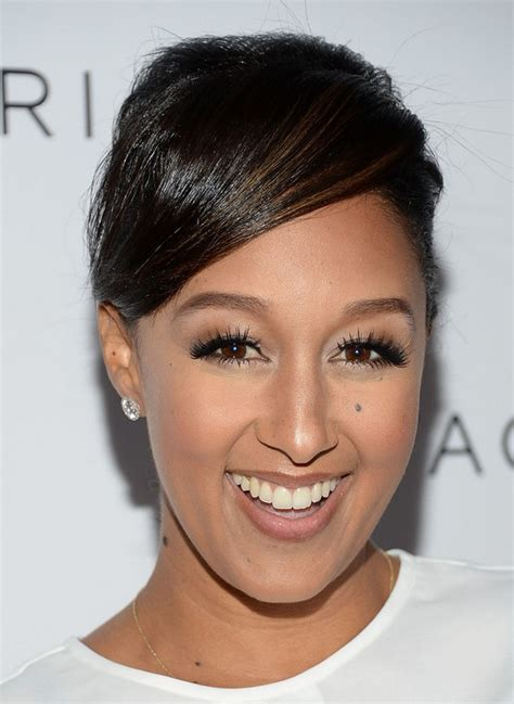 tamera mowry tattoo tamera mowry s classic bun happy pretty designs
