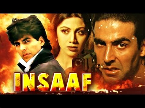 film action akshay kumar all movie insaaf 1997 hindi action movie 550mb by