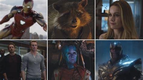 avengers endgame reactions hail film