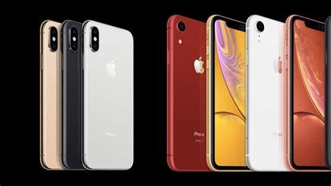 whats  difference  iphone xs  iphone xr