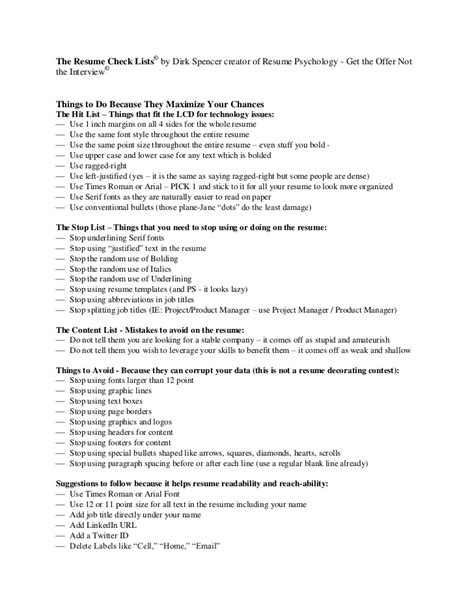 personal traits in resume sle resume exle