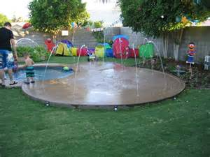 splash pool ideas 25 best ideas about backyard splash pad on pinterest