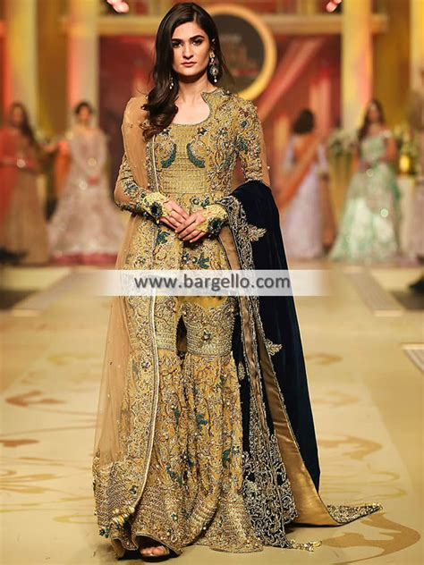 latest peplum bridal dresses latest pakistani short frocks