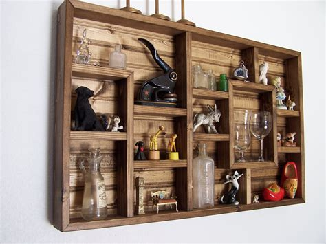 shadow box display shelves